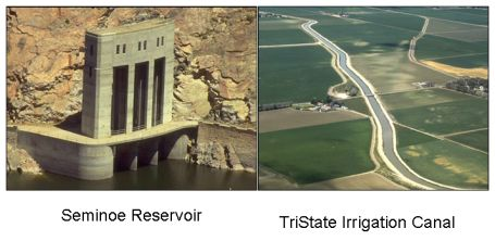 Tristate Canal Reservoir