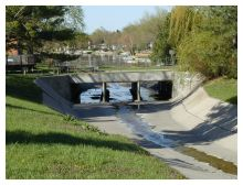 photo of storm sewer