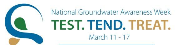 National Groundwater Awareness Week logo