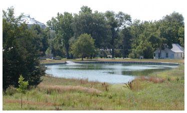 Clarks pond