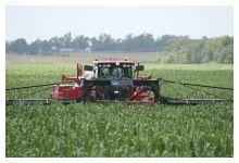 Machinery in a Field