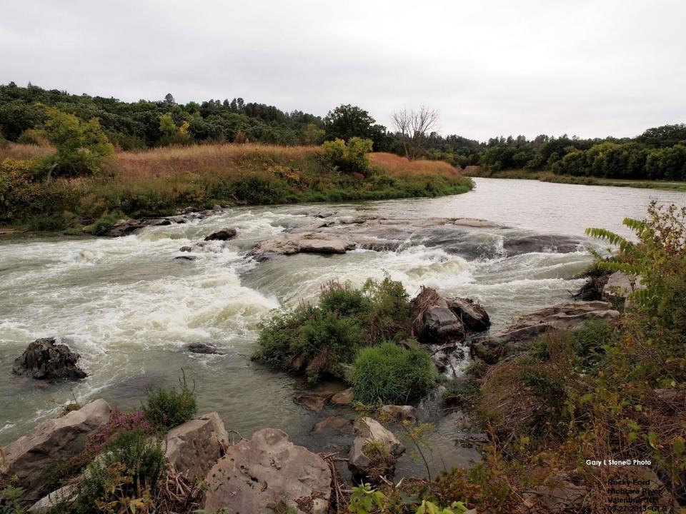 Niobrara River near Valentine, Nebraska