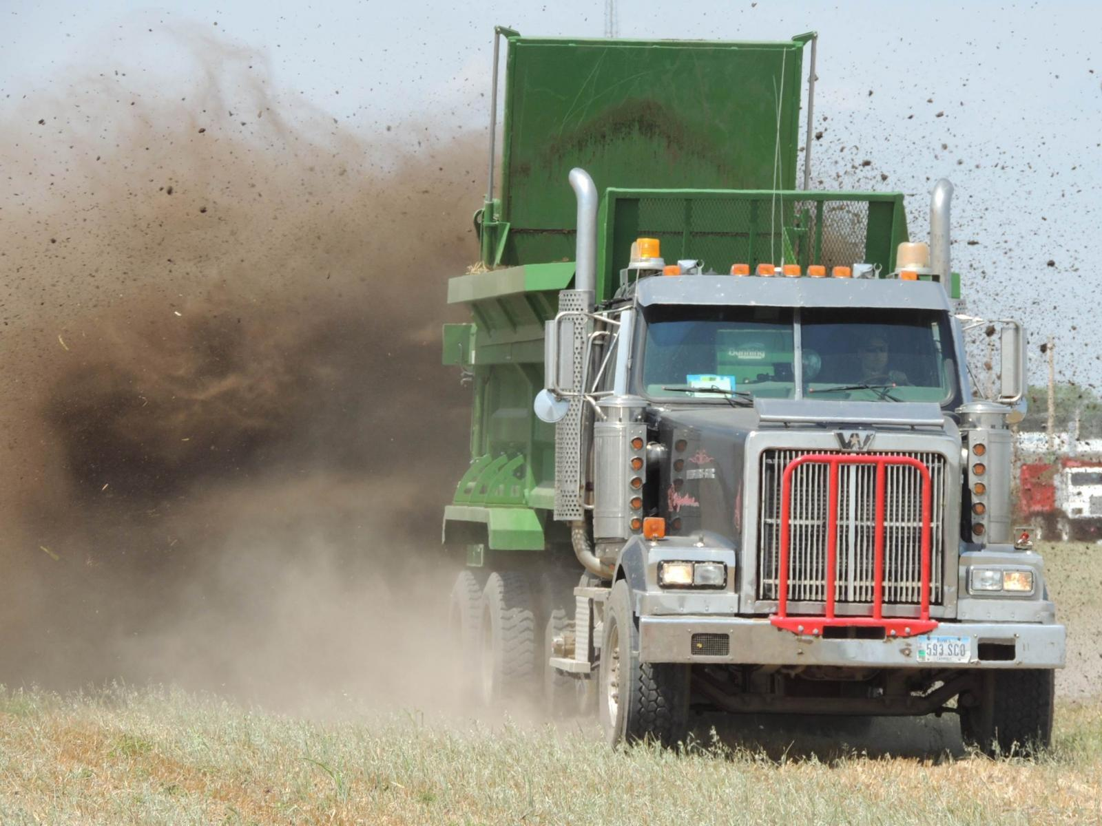 Manure should be applied to fields, and areas within fields, where it will be most beneficial to crop growth.
